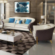 Modern Set Couches, Sessel